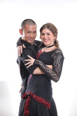 Paul & Melinda  New Zealand National Salsa Championships 2010